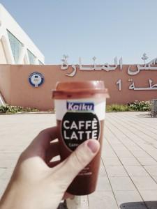 Kaiku Caffè Latte de relax en Marruecos