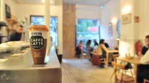 Kaiku Caffè Latte planes gastro