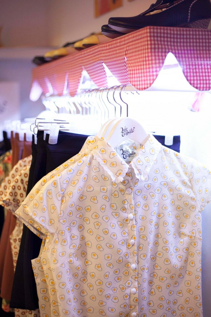 Lady Cacahuete, ropa vintage Madrid