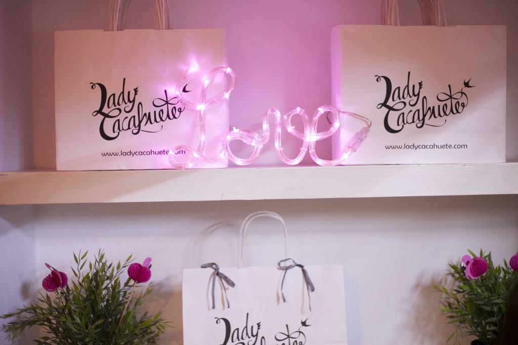 Tiendas vintage de moda española: Lady Cacahuete