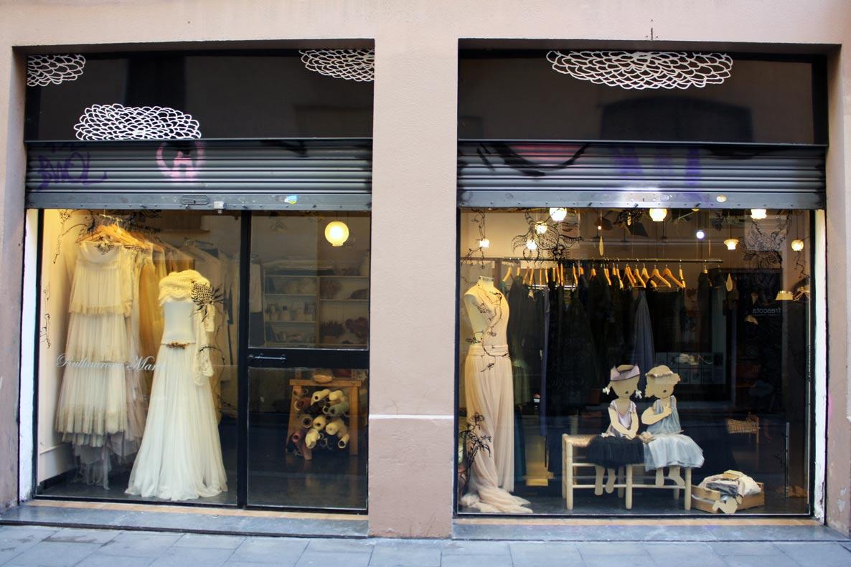 Érase una vez novias: tienda de vestidos de novia de cuento en Barcelona