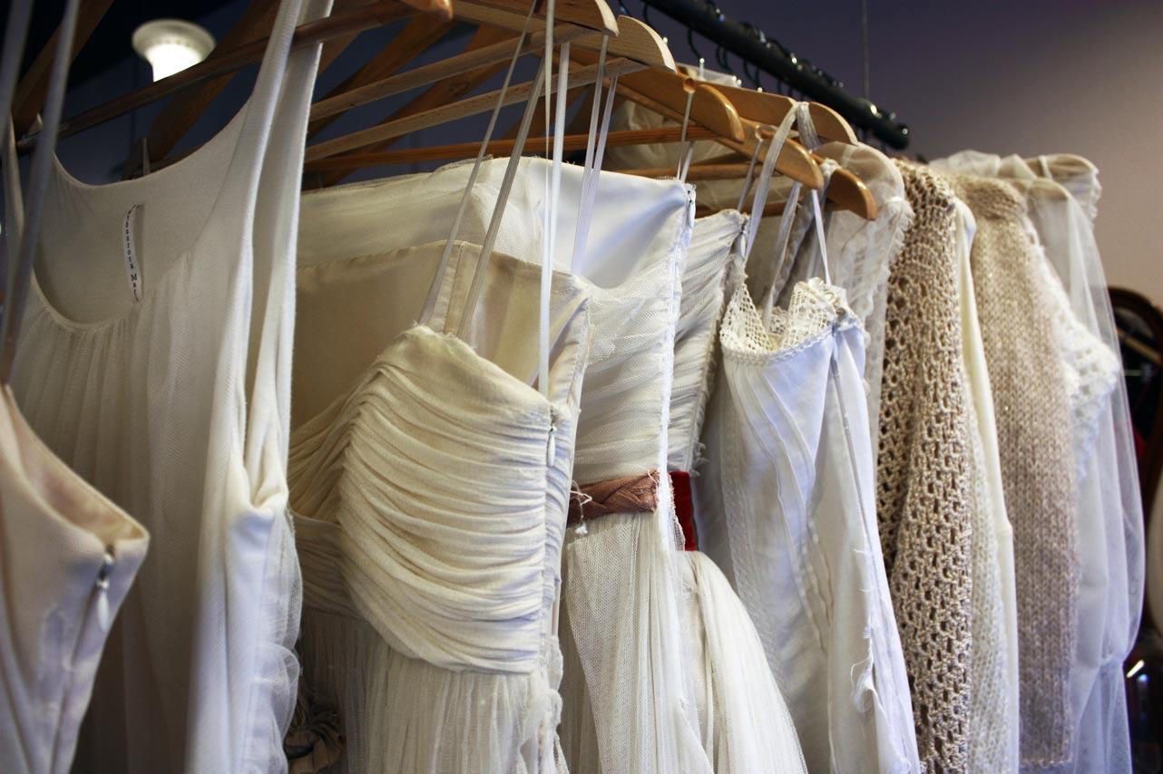 Tiendas vestidos boda en barcelona
