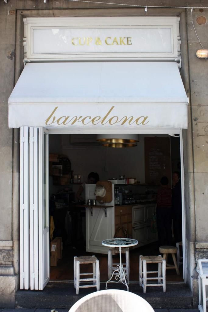 Kaiku Caffè LAtte Planes en Barcelona