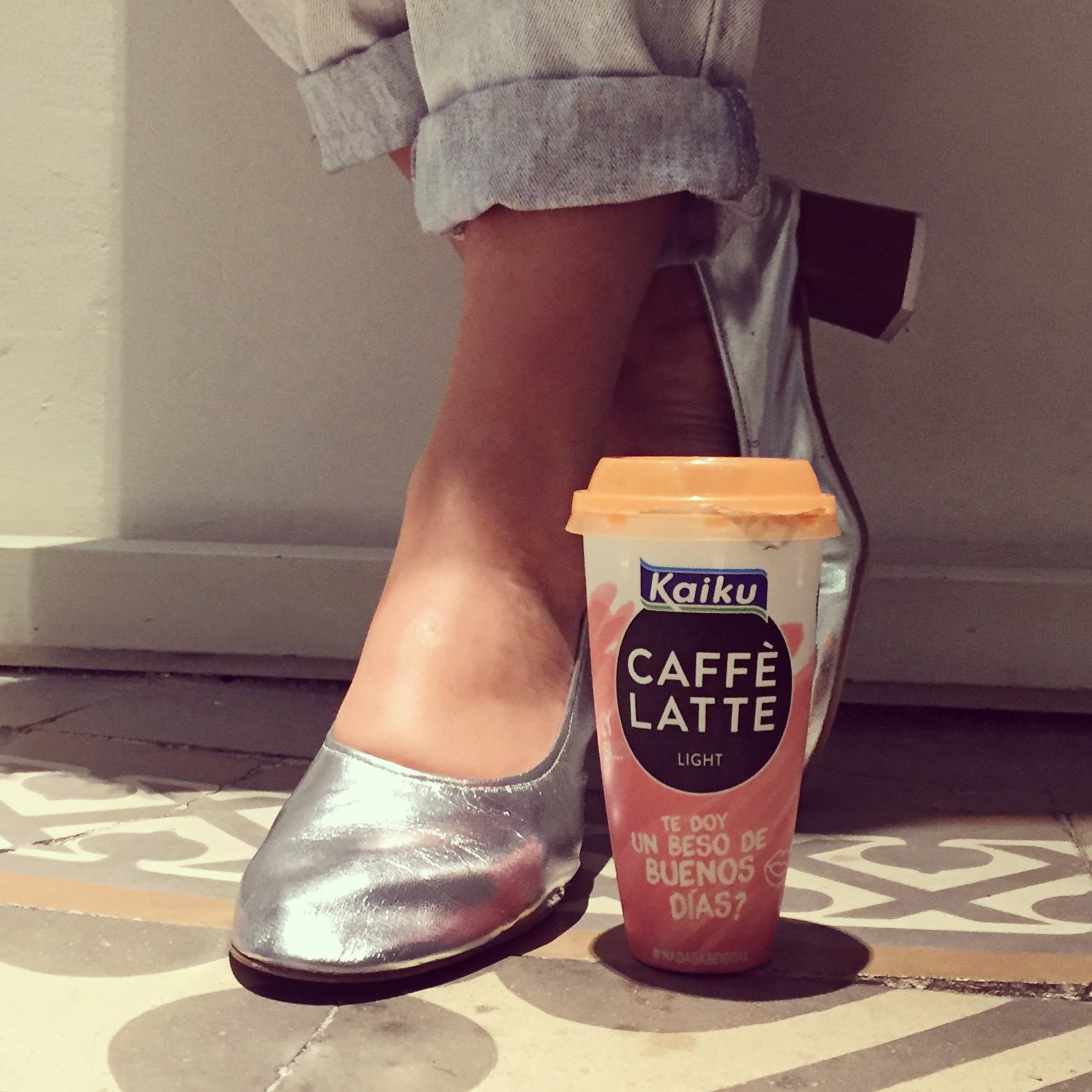 Outfit of the day: Look girly con tu Kaiku Caffè Latte