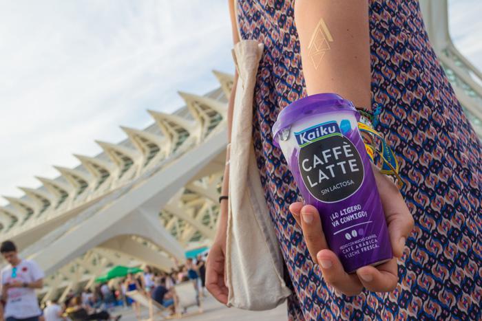 Festival Les Arts Kaiku Caffè Latte
