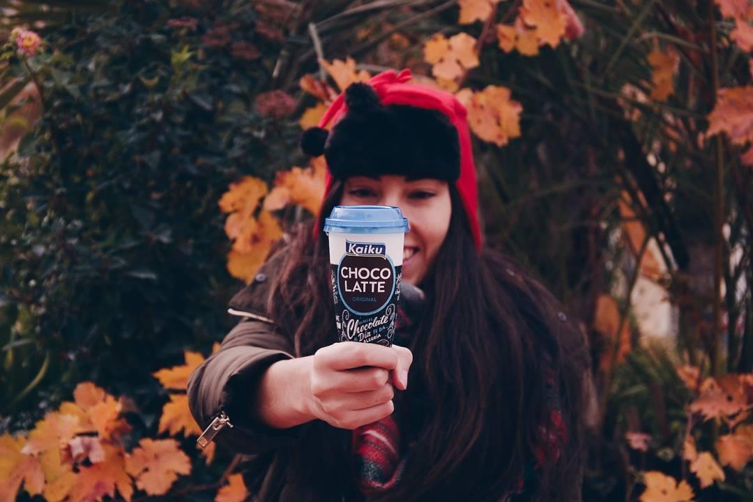 Kaiku Choco Latte, ¡bienvenido a la familia de Kaiku Caffè Latte!