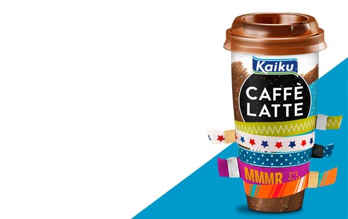¡Hip, hip, hurra! Entradas gratis a festivales con Kaiku Caffè Latte