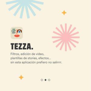 Mejores apps para editar fotos - TEZZA