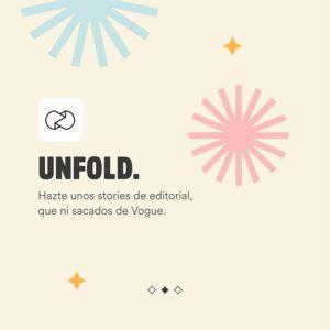 Mejores apps para editar fotos - UNFOLD