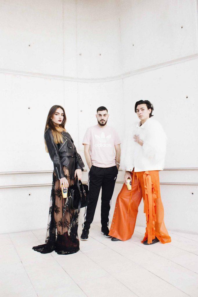 Los influencers de moda adoran a Dominnico, uno de los nombres con más proyección en el diseño de moda en España