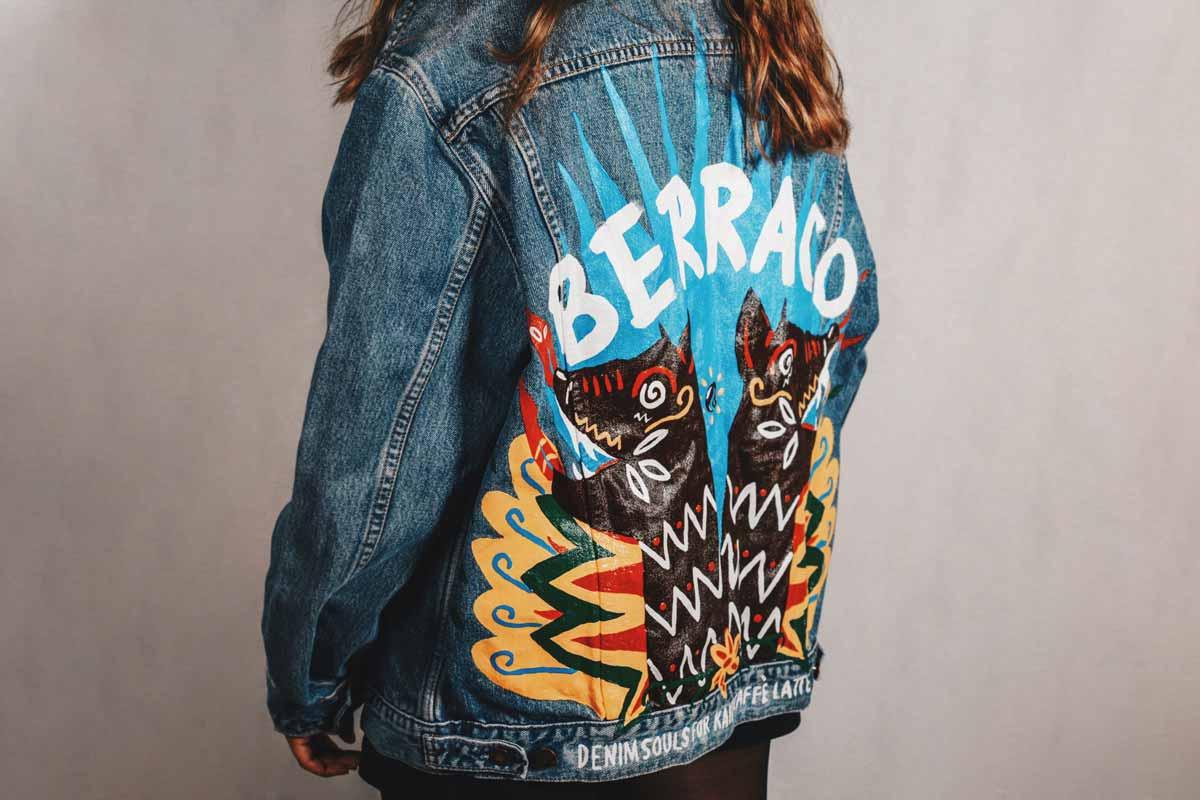 Denim Souls y sus chaquetas personalizadas nos han enamorado