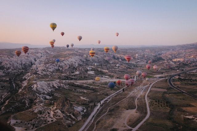 Los lugares más bonitos del mundo para visitar (y subir a Instagram)