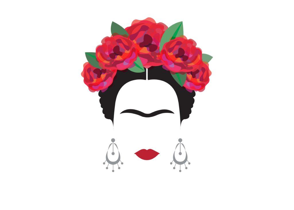 La vida de frida kahlo contada en sus mejores cuadros y for Idea casa latina