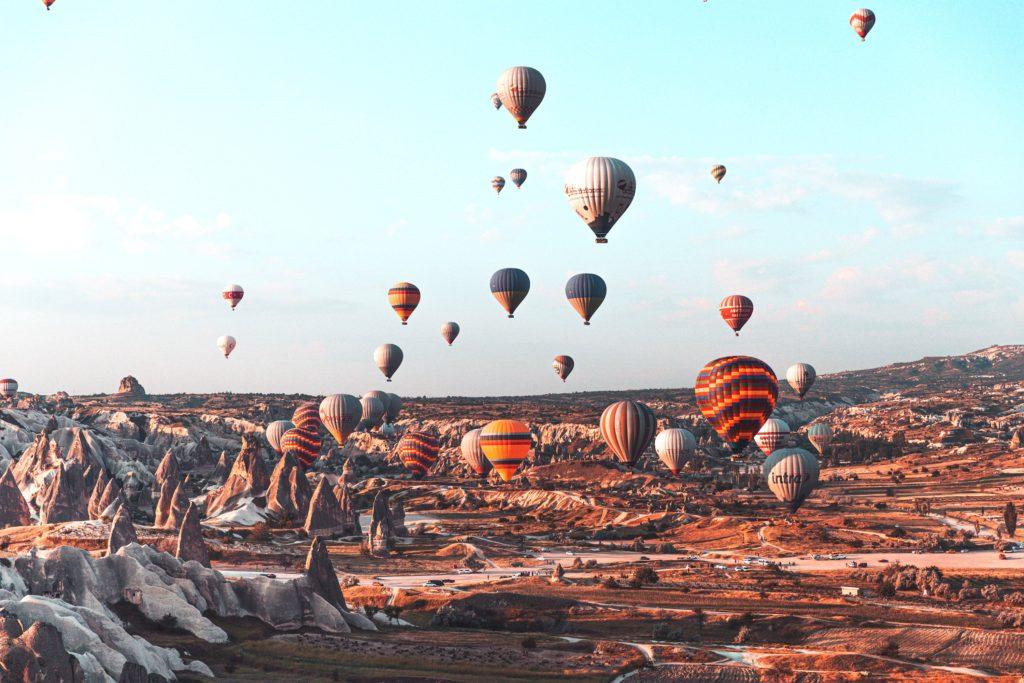 Foto de paisajes bonitos: Capadocia