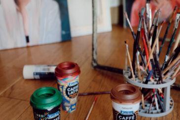 Café y arte