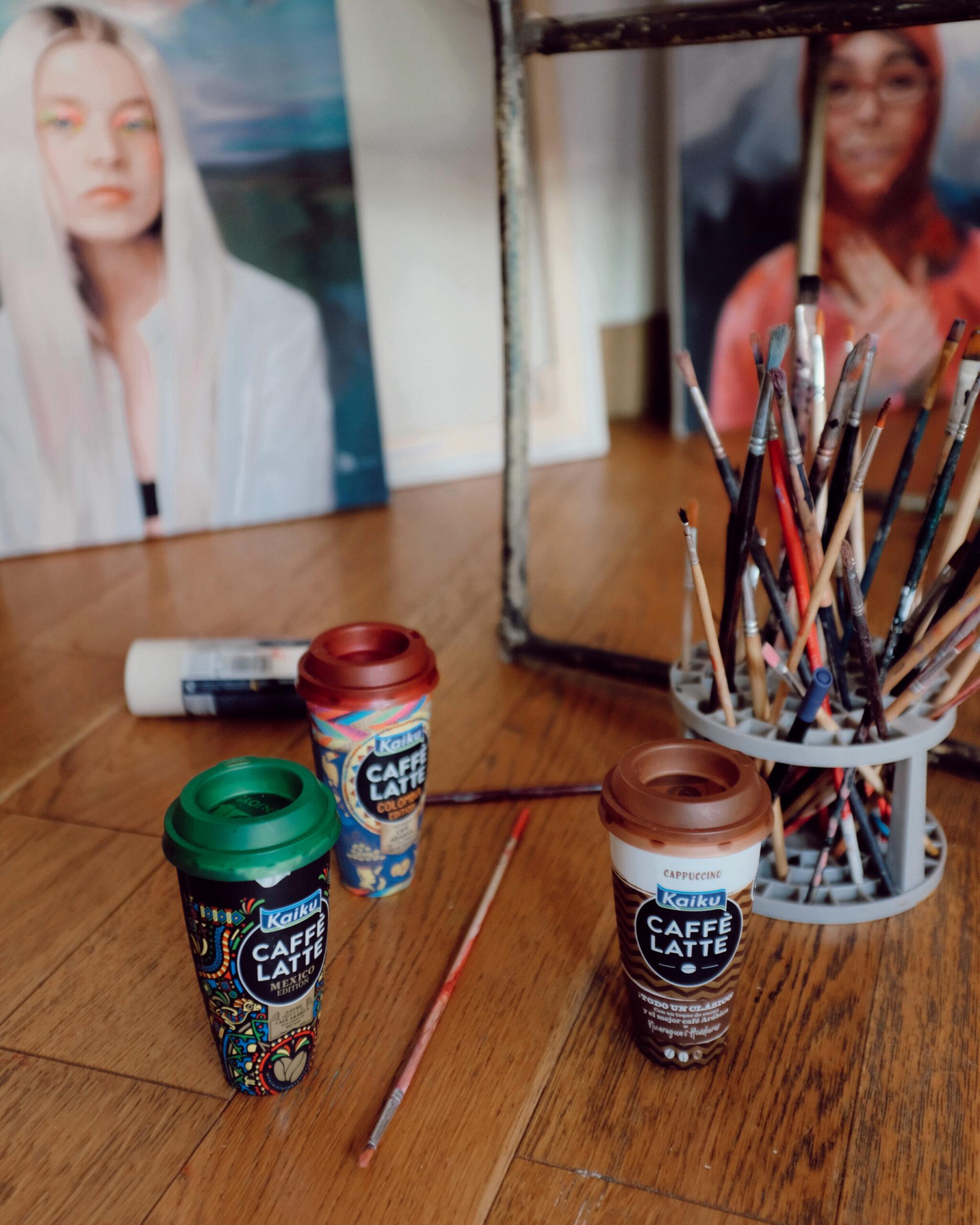 Un Caffè Latte con… Alex de Marcos