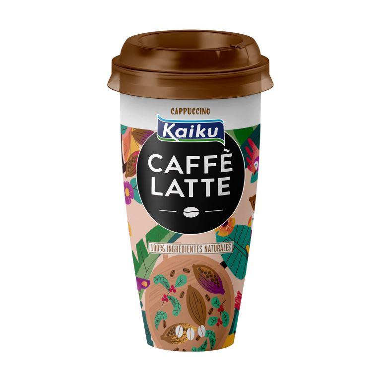 Edicion limitada kaiku caffe latte cappuccino