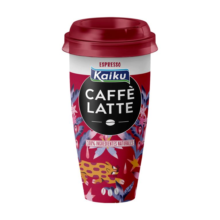 Diseño Kaiku Caffe Latte concurso