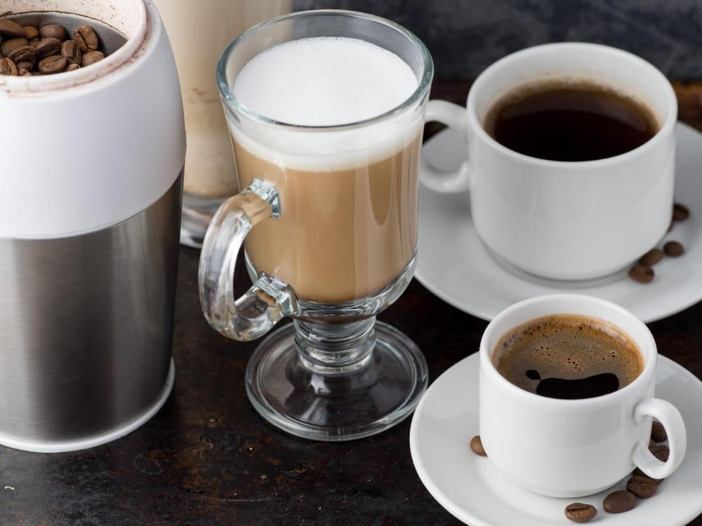 tipos de cafe en España regiones