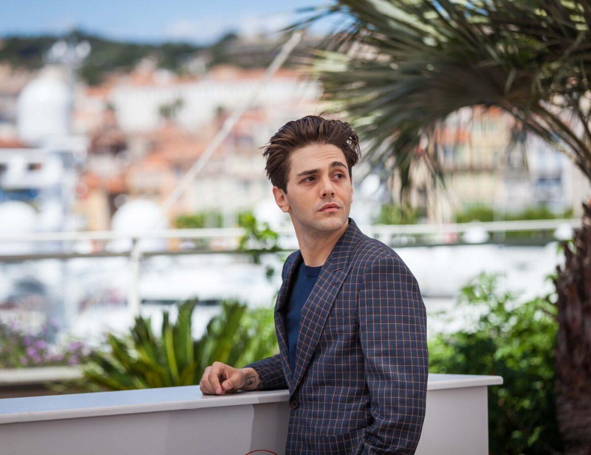 Director de cine Xabier Dolán