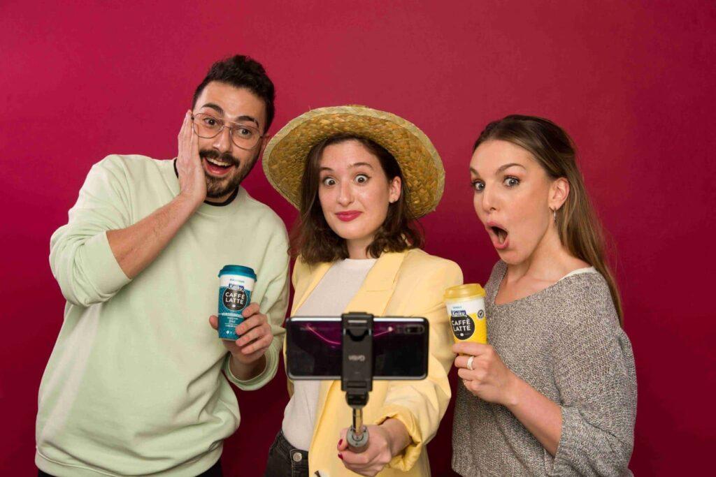 KCL-Podcasts humor espresso