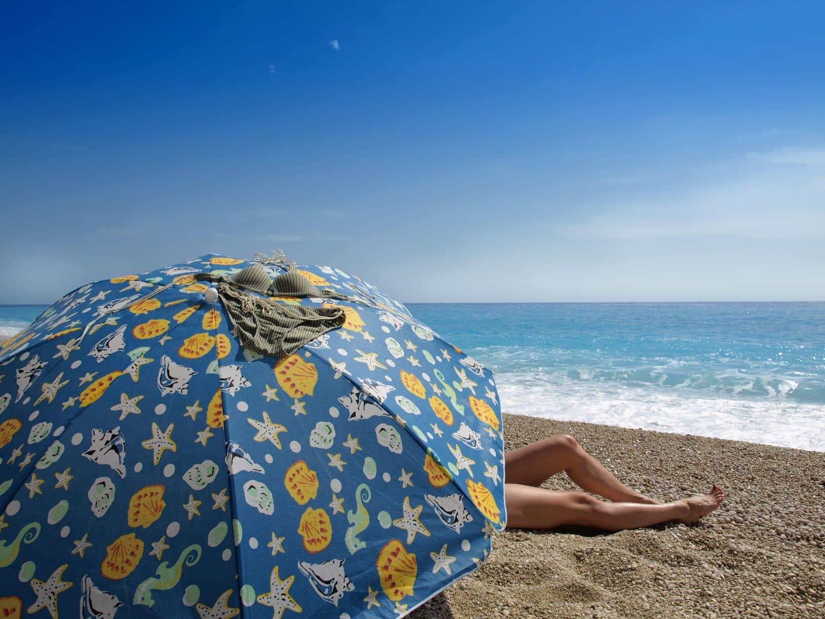Las mejores playas nudistas de España. ¡Para visitarlas todas!