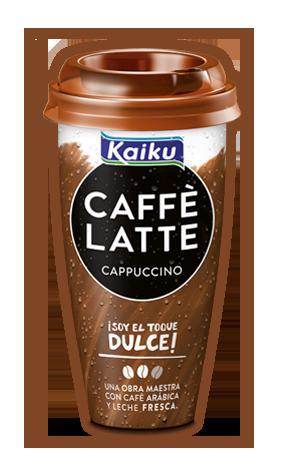 Kaiku Caffè Latte Cappuccino: café, coffee