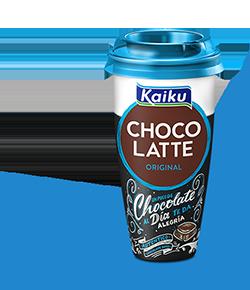 Batido de chocolate con leche Kaiku Choco Latte