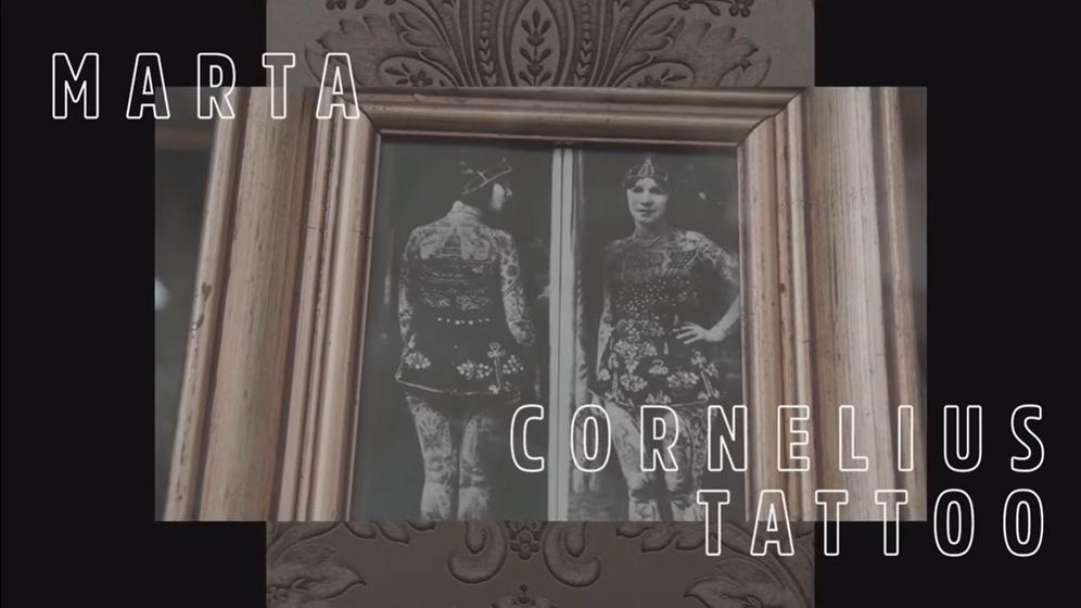 cornelius tattoo
